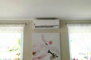 Klimatizácia - rodinný dom