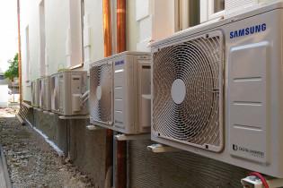 Klimatizovanie penziónu