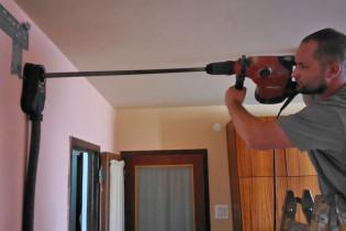 Odborná montáž bytovej klimatizácie