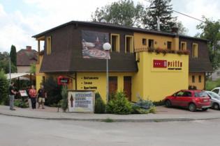 Reštaurácia Merito, Rajecké Teplice